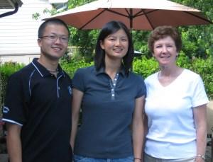 Ken, Susan and Kim