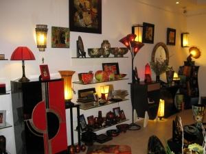 Vietnam Laquer Crafts