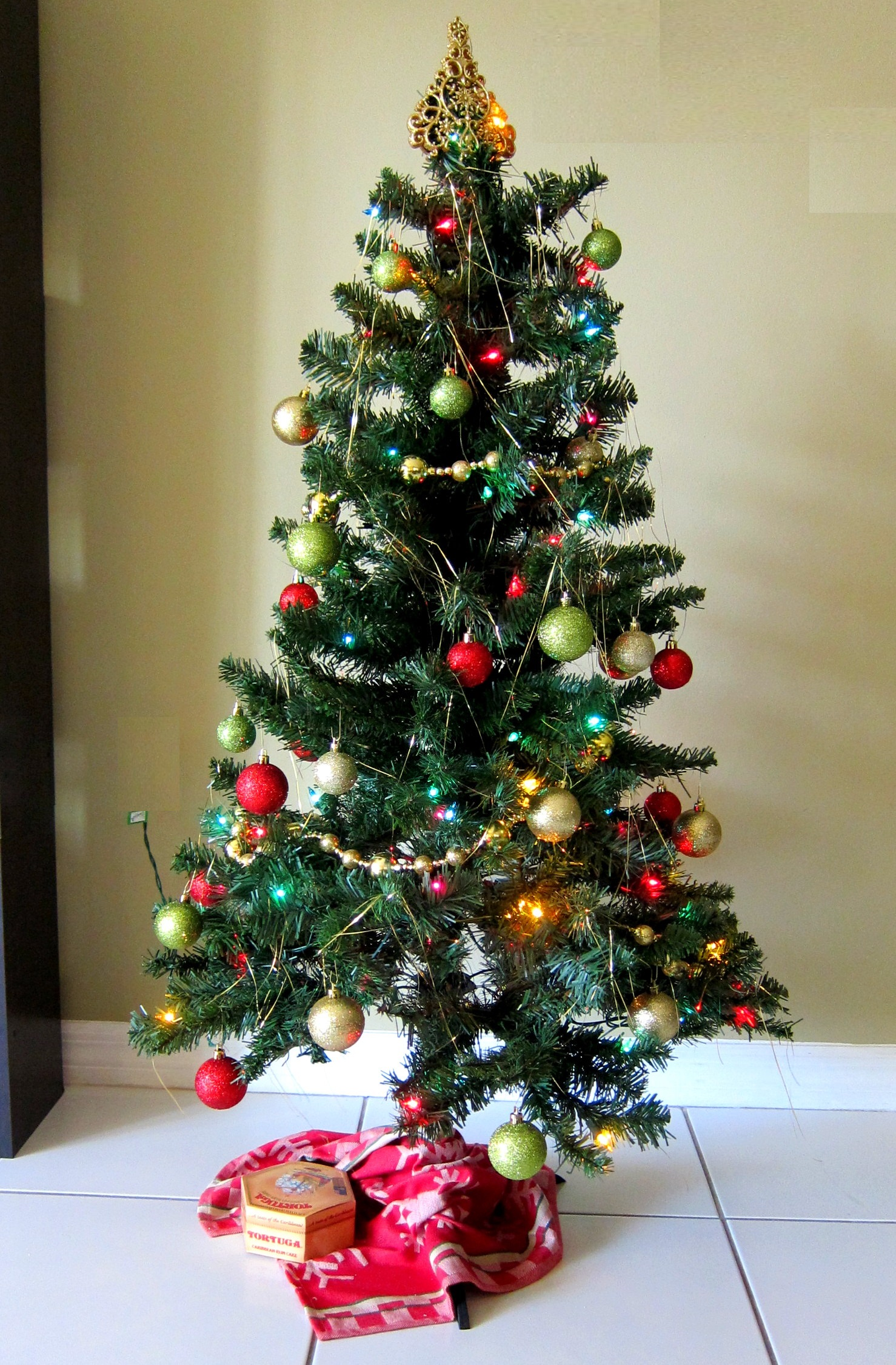 A Little Christmas Tree Home Thoughts From Abroad